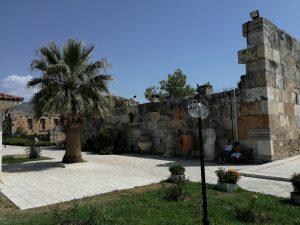 Hierapolis - Памуккале