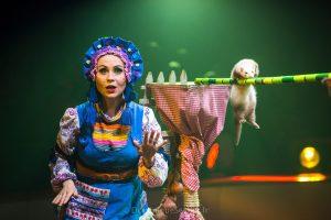 Програма на Цирк Балкански