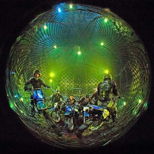 глобусът на смъртта, цирк балкански