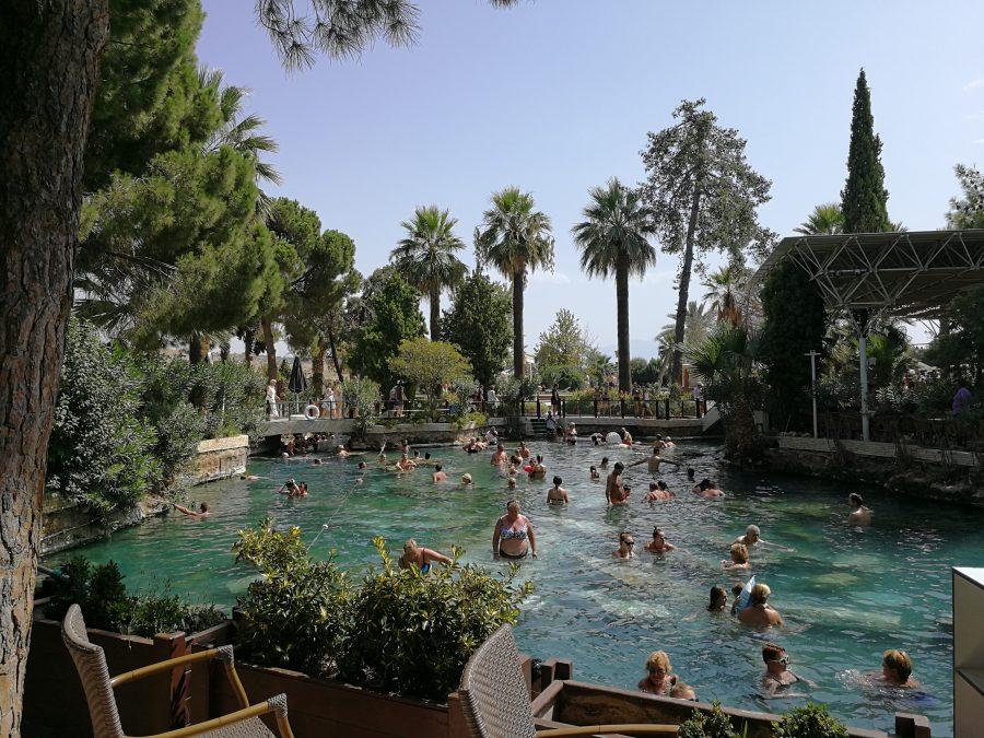 cleopatra pool хиераполис