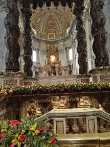 Базилика Свети Петър Рим