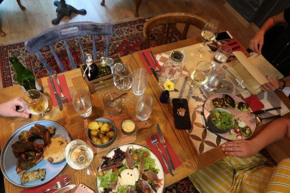 CAVA Bar & Dinner – Вино, Гастробар и Испански Привкус