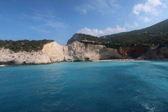 Остров Лефкада, Порто Кацики, Кефалония –  На море в Гърция през Септември Месец