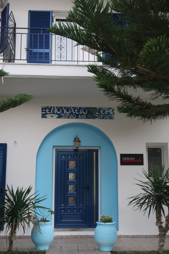 Ostrov Lefkada, Gurcia, Vassiliki