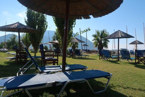 Остров Лефкада, Василики, Гърция - море през септември