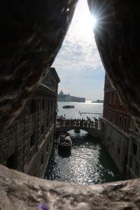 мост, море, гондола