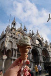 сладолед, сан марко базилика