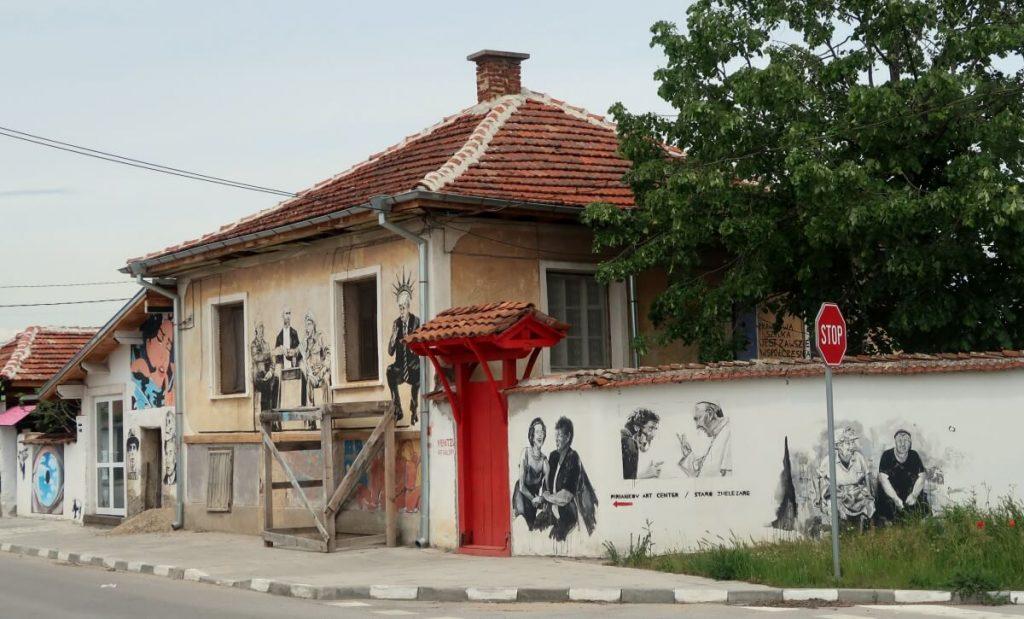 село Старо Железаре