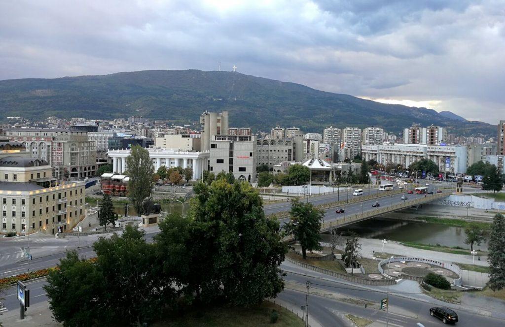 скопско кале, кале, крепост Скопие