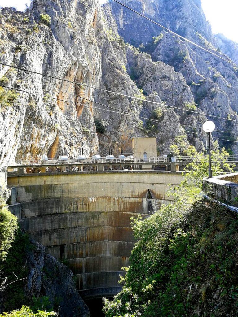 каньон матка, скопие